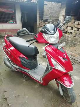 New scooty sale