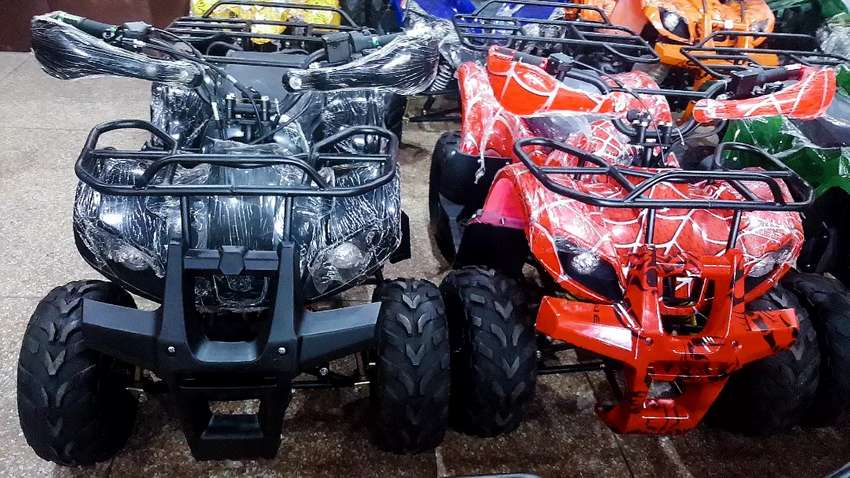 11OCC Up size 7 jeep quad atv bike available 4 sell deliver all PAK