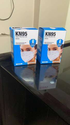 KN95 FACE MASKS only-rs.. 65/-