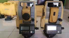 jual total station topcon gn 50 series gm 55