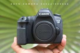 Canon 6D Body Only SC 12rb Mulus