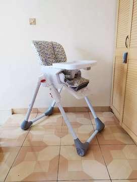 Mothercare High Chair (kursi makan bayi)