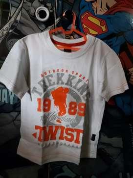 Baju anak merk TWIST size 4