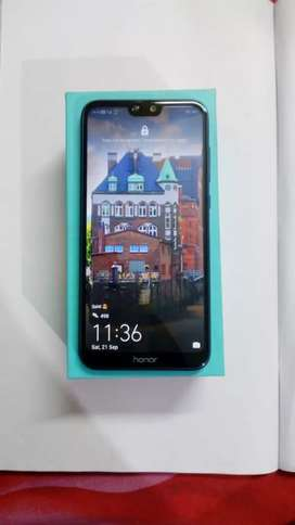 Honor 9n 3gb variant phone new condition