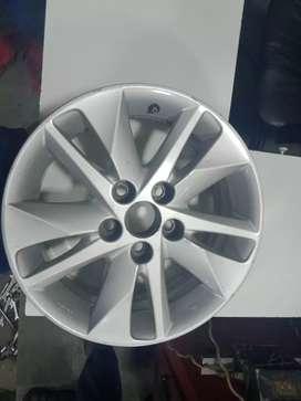 Brand new alloy for new Innova crysta