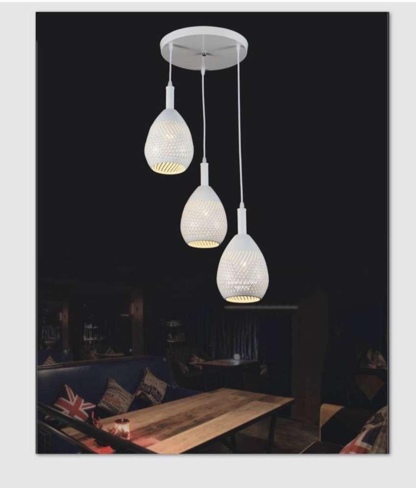 Lampu gantung meja makan 1829/3 ID35 0