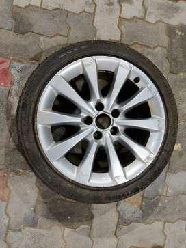 Audi A4 alloy