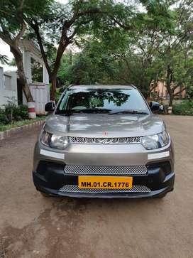 Mahindra KUV 100 G80 K2, 2017, CNG & Hybrids