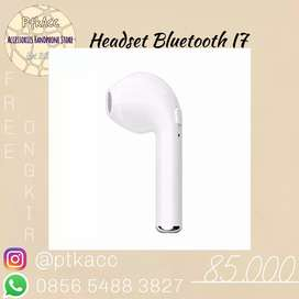 Headset Bluetooth i7