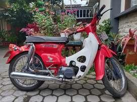 MOTOR KLASIK HONDA 70