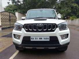 Mahindra Scorpio S11 4WD, 2018, Diesel