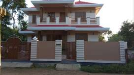 2BHK FURNISHED HOUSE for rent near to SD COLLEGE- ALLEPPEY