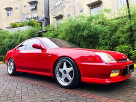 FOR SALE : Honda Prelude '01, A/T, Red on Black, PERFECT