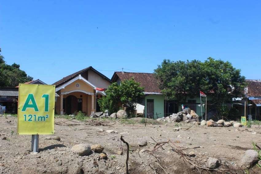 Tanah Kapling Murah dekat Pasar Jangkang