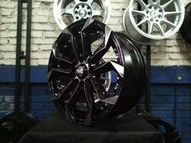 Menjual Velg Standar Racing HSR Labang Ring15X7