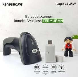 Barcode scanner LS 34 W