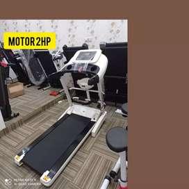 treadmill elektrik 2hp ireborn arrezo N-232 electric