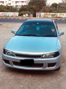 Lancer with recently serviced and in very good condition