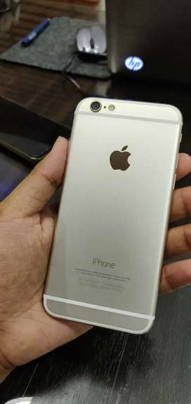 Iphone 6. (Gold) 16 gb Brand new condition.
