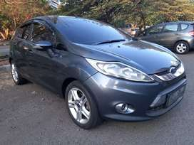Ford Fiesta Trend matic 2011