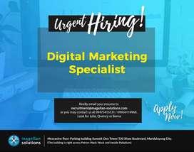 Digital marketing speacialist