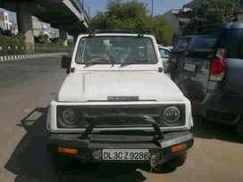 Maruti Suzuki Gypsy King ST BS-III, 2006, Petrol