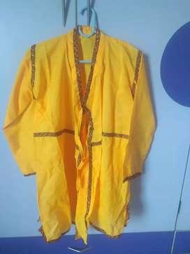 Krishna Costume M size