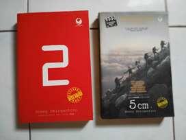 Paket Novel Donny Dirgantoro isi 2