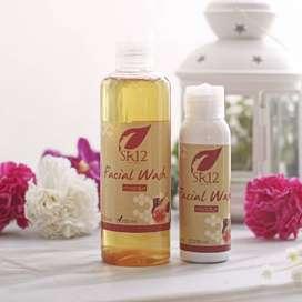 Facial wash Madu SR12/ Facial Wash Herbal untuk kulit kering