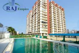 2 BHK Comfertable Flat For Sale In Raj Empire At Raj Nagar Extension