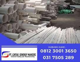 Pipa PARALON PVC SUPRAMAS Standar AW + MOF MURAH