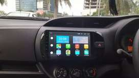 Vitz 2018 Android panel