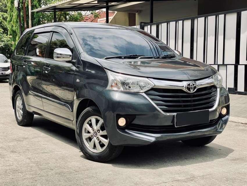 Toyota Avanza G Manual 2016 TDP 22jt 0