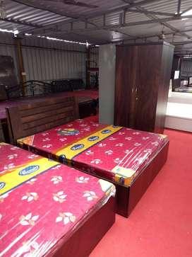Reasonable model Bedroom set ON Bajaj Finance .