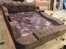 Latop bed and mattress