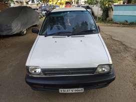 Maruti Suzuki 800 AC Uniq, 2000, Petrol