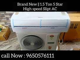Split AC 1.5 Ton, 5 Star,  (( O General )) SPECIAL OFFER ,Inverter AC