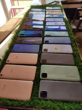 All second hand mobile available