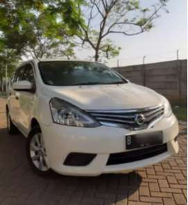 Nissan Grand Livina 1.5 Automatic Best Condition