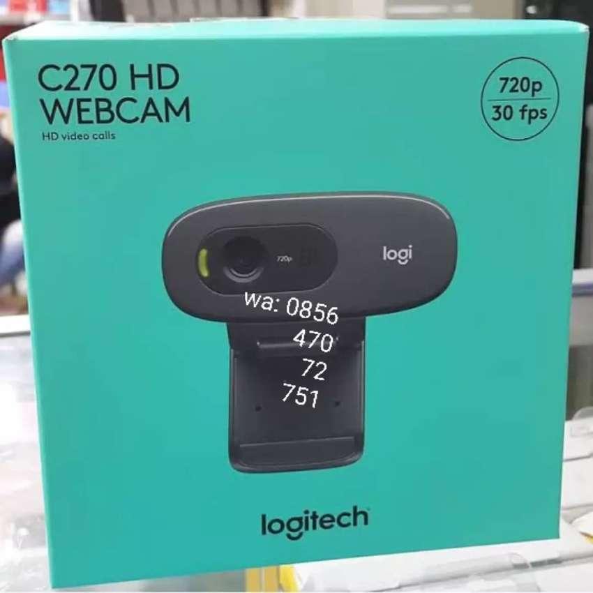 Kamera Webcam Logitech C270 HD 720P Up to 3 MP