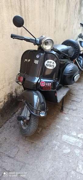 Bajaj Priya scooter 1983 model Shaukeen logo ke liye