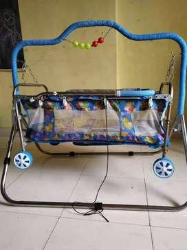 New Born Baby Cradle (झुला / पाळणा)