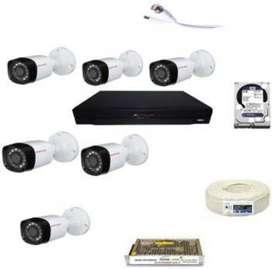 CP PLUS 6 cctv camera