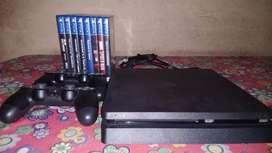 Playstation4 slim 1 tb