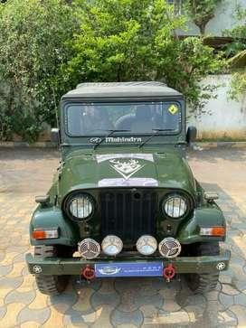 Mahindra Jeep MM 550 DP, 2000, Diesel