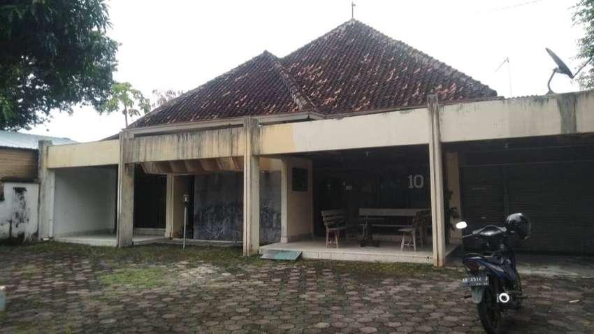 Kode : TP 1627 #Tanah Pekarangan Bonus Rumah Besar di Sewakan di Kodya