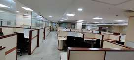 Nungambakkam fully furnished office space rent 4500sqft 90 w/s
