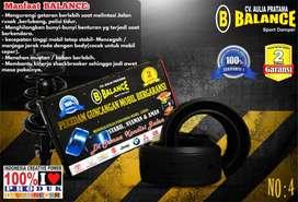 BALANCE Sport Damper Produk BerKUALITAS, Bantu Kurangi Limbung Mobil