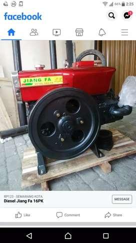 Kompresor 7,5 Hp + Diesel 16 hp Siap Kirim Keseluruh Indonesia