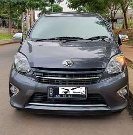 Toyota Agya G AT 2016 Dp 5jt ajalah